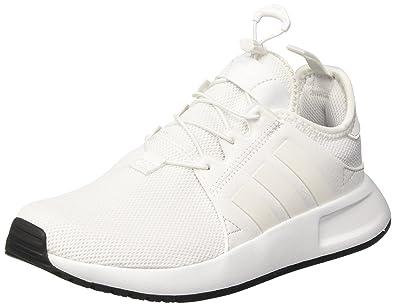 ffe8cf984af430 adidas Jungen X PLR Laufschuhe Weiß Footwear Vintage White