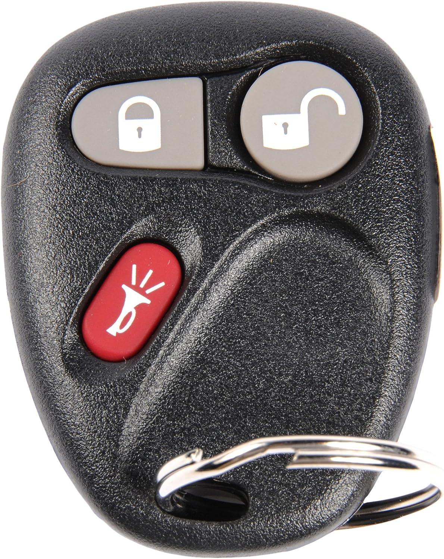 ACDelco 12223130 GM Original Equipment 3 Button Keyless Entry Remote Key Fob