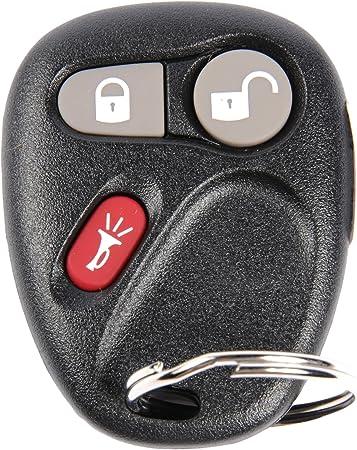 ACDelco 10443537 GM Original Equipment 4 Button Keyless Entry Remote Key Fob
