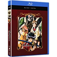 The Visions of Escaflowne - The Complete Series [Blu-ray + Digital]