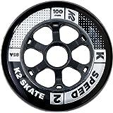 K2 SPEED Rollen 4er-Pack 2017