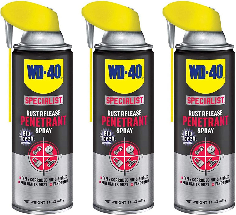 WD-40 Specialist Rust-Release Penetrant Spray