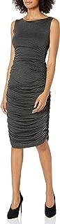 product image for Norma Kamali Women's Sleeveless Shirred Dress