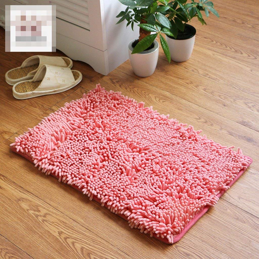 JU Chenille Matratze Tür Matratzen Schlafzimmer Tür Anti-Skid Pad Bad Küche Wasser Matte Mat Tür Matte B07J3B57XX | Konzentrieren Sie sich auf das Babyleben