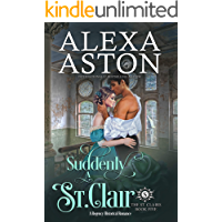Suddenly a St. Clair (The St. Clairs Book 5)