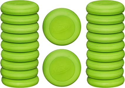 NEW Nerf Zombie Strike Refill Pack Includes 20 Discs