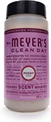 Mrs. Meyer's Clean Day Laundry Scent Booster, Peony, 18 oz