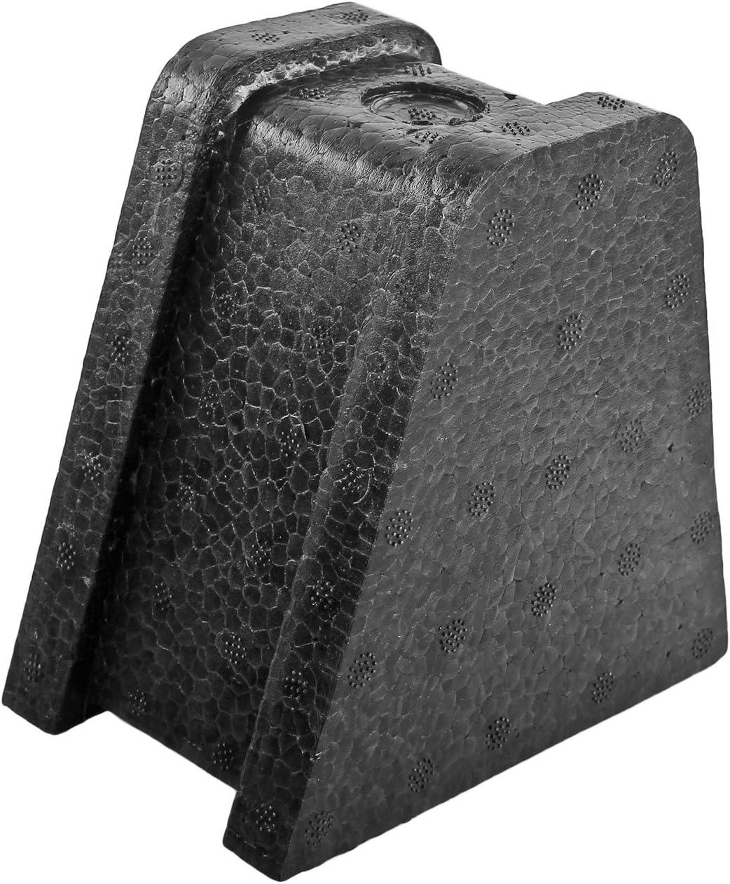 1 Wohnmobil Schutzd/ächer Spezial Styropor 12 cm x 12,5 cm x 7,5 cm 4 St/ück APT Abstandshalter f/ür Wohnwagen