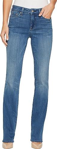 NYDJ Women's Marilyn Straight Jeans in Sure Stretch Denim