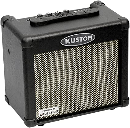 Kustom Tube 12 Combo Practice Guitar Amplifer
