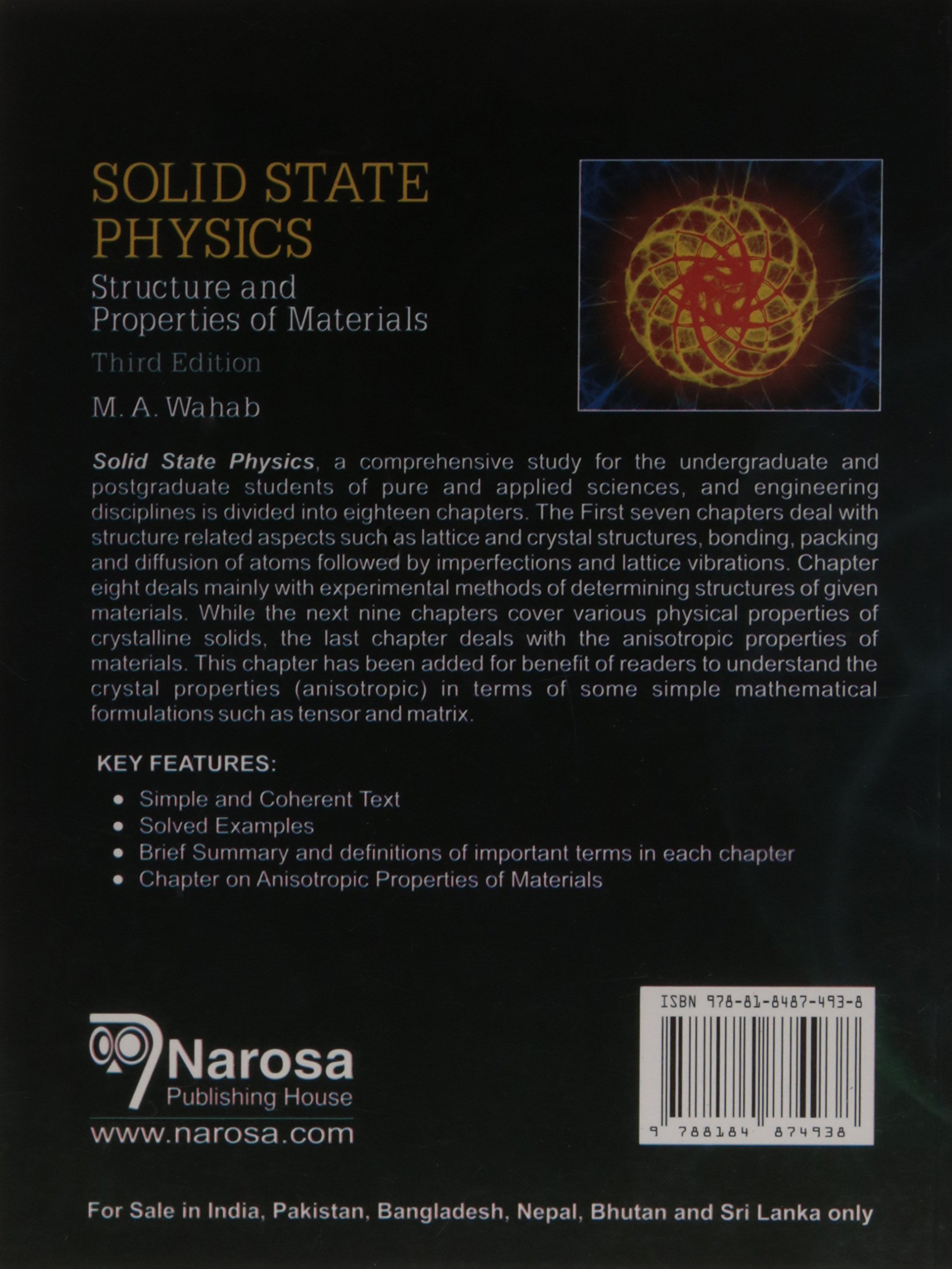 Solid State Physics By Wahab Pdf