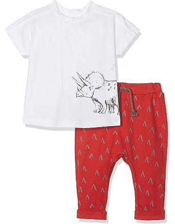 813efac31 Mamas & Papas Baby Boys' Stripe Jogger Set Clothing