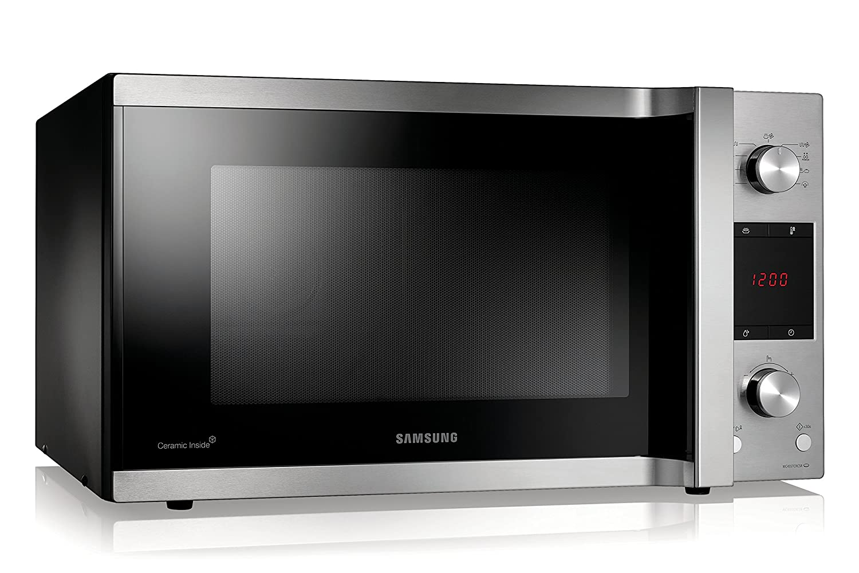 Samsung MC457TDRCSR Encimera 45L 3100W Acero inoxidable ...