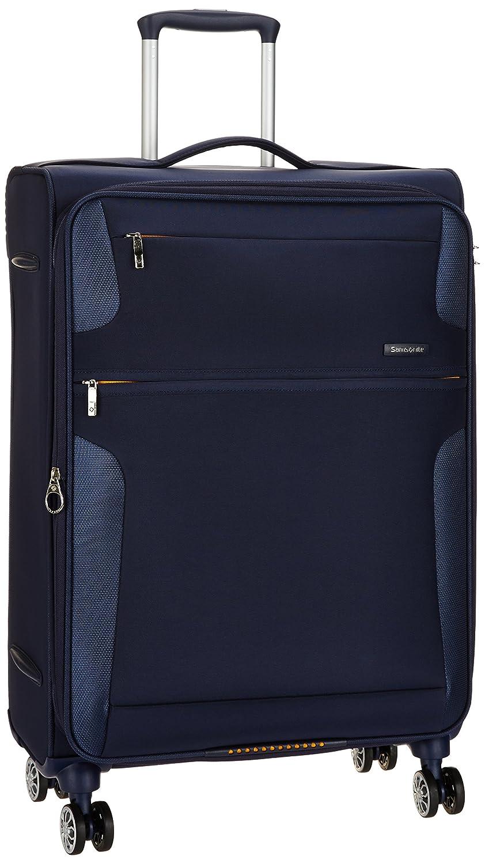 [サムソナイト] スーツケース等 CROSS LITE クロスライト スピナー66 エキスパンダブル 容量拡張機能 無料預入受託サイズ 保証付 74L 70cm 3.1kg AP5*09002  ノーティカルブルー B072VLS28W