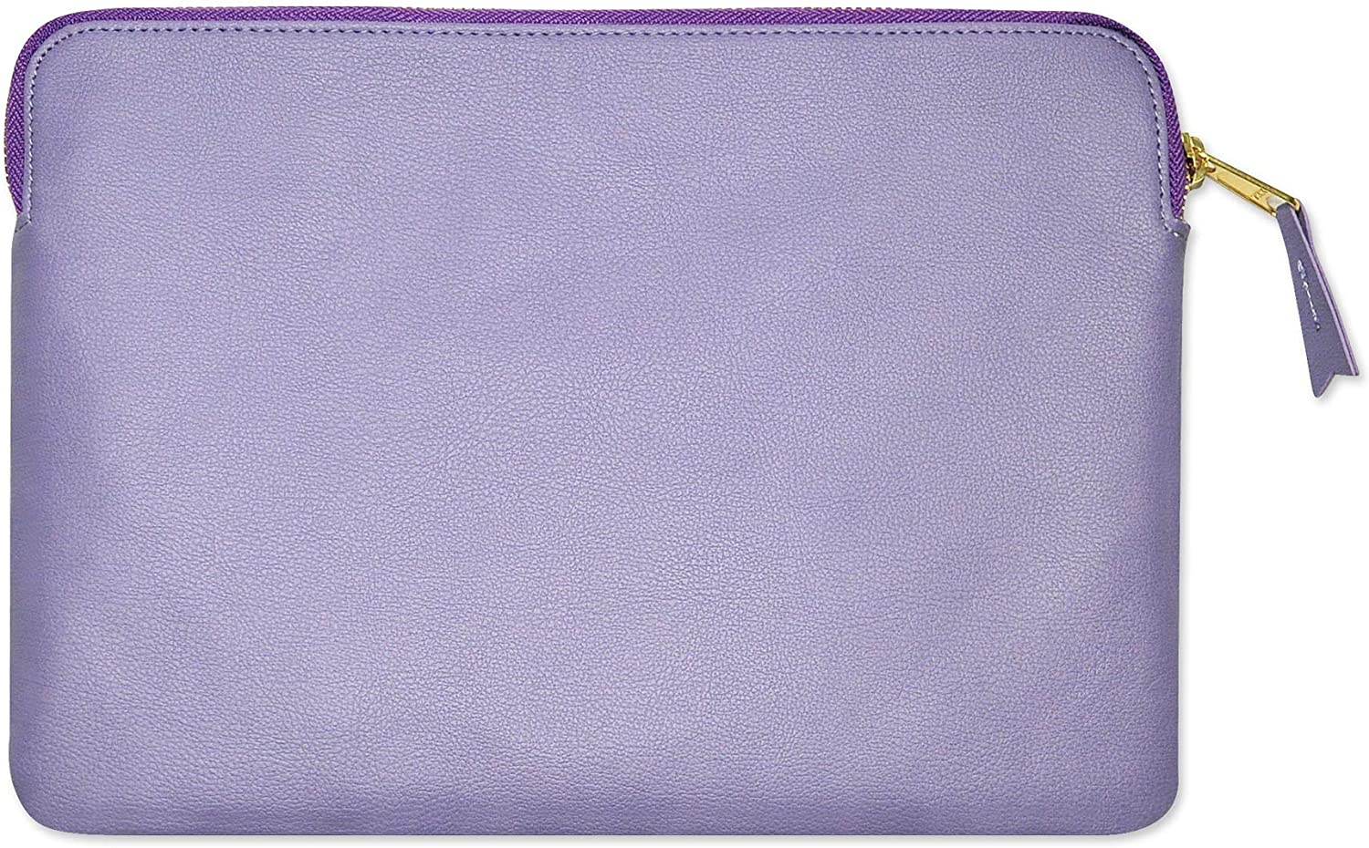 Bellagenda Sleeve case for iPad Pro 11 inch | 10.5 inch for iPad Pro | 9.7 inch Sleeve Case for iPad | Protective Bag for Samsung Galaxy Tab | Fits 9.7 to 11 inch Tablet | YKK Zipper (Lavender)