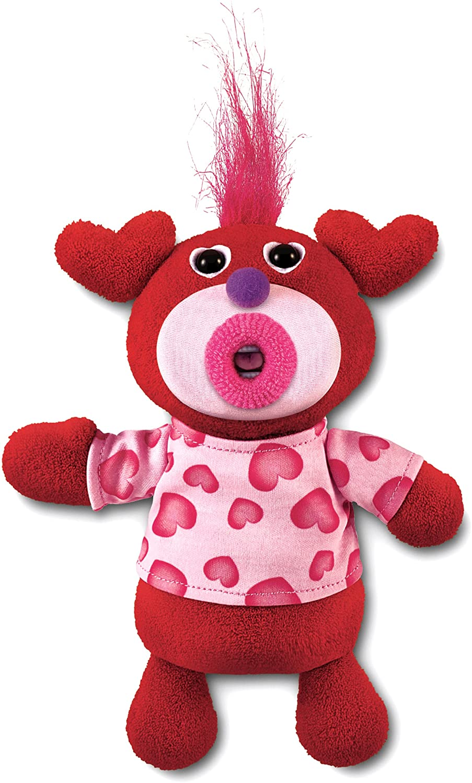 SING A MA JIGS SINGING Plush Doll SANTA Sings JINGLE BELLS Christmas Edition Toy