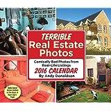 Terrible Real Estate Photos 2016 Day-to-Day Calendar
