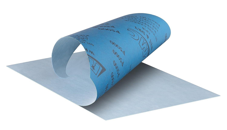 Schleifpapier P800 wasserfest 10 Blatt Nass Schleif Papier 23 x 28cm Sand Papier