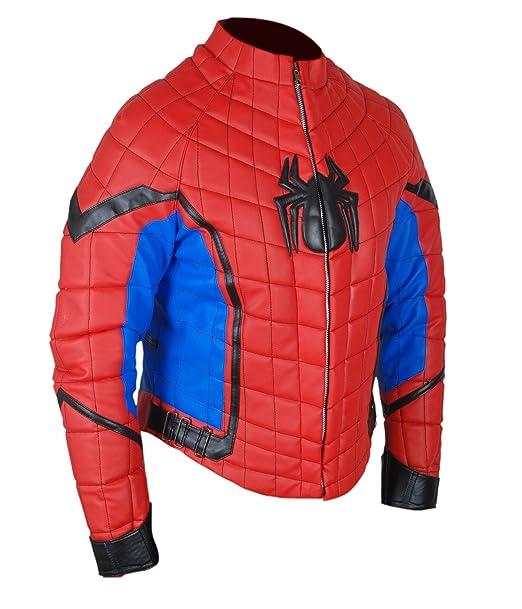 Amazon.com: F&H Kids Genuine Leather Spiderman Homecoming ...