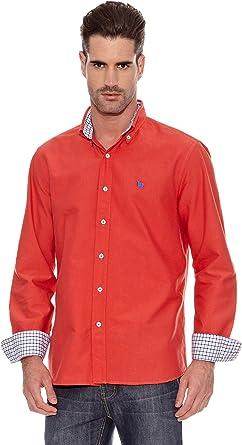 TORO Camisa Lisa Osborne Teja M: Amazon.es: Ropa y accesorios