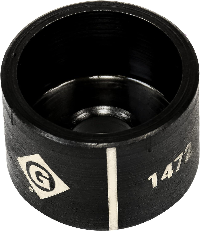 Greenlee 124AV Standard Round Knockout Replacement Die 28.3 mm