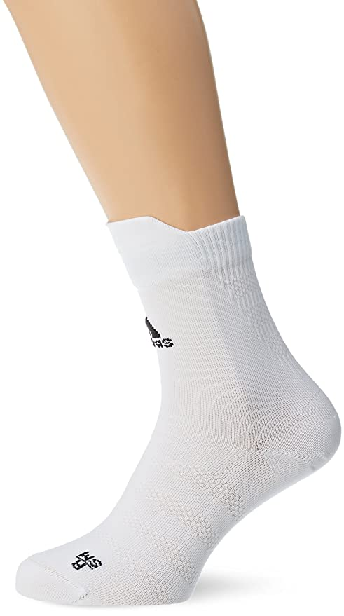 Adidas Ask CR Ul Calcetines, Unisex Adulto, (Blanco/Negro), 31