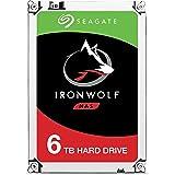 """Seagate Iron Wolf NAS HDD 3.5"""" Internal SATA 6TB, 7200 RPM, ST6000VN0033"""