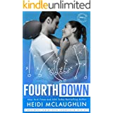 Fourth Down: A Hot Single Dad, Enemies-to-Lovers Romance (The Portland Pioneers: A Beaumont Series Next Generation Spin-off B