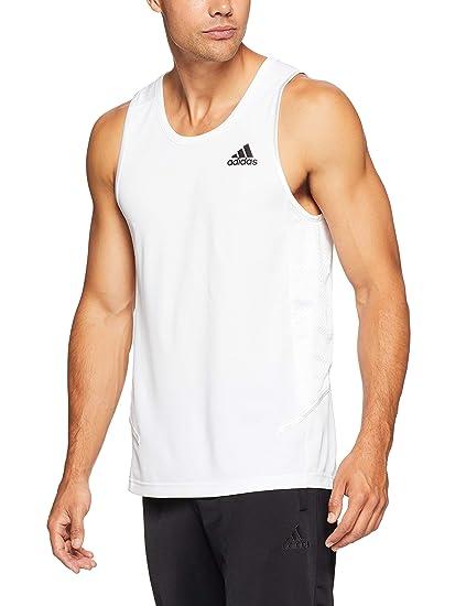 78aace05a46e1 Adidas Men s Accelerate Tank  Amazon.com.au  Fashion