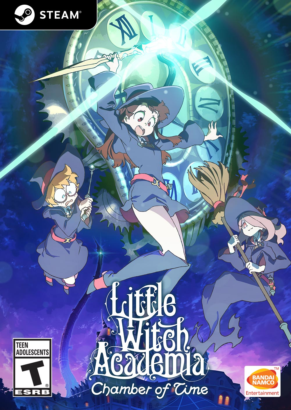 Little Witch Academia: Chamber of Time [Online Game -