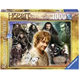 Ravensburger 19081 The Hobbit An Unexpected Journey Jigsaw Puzzle, 1000 Pieces