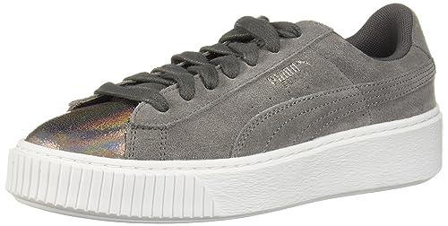 c9f45065a9a Puma - Womens Suede Platform Lunalux Shoes: Amazon.co.uk: Shoes & Bags