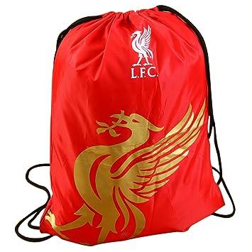 fee405bcce Ideas de regalos - Liverpool FC jjbiz bolsa oficial - un gran regalo para  los aficionados al fútbol  Amazon.es  Jardín