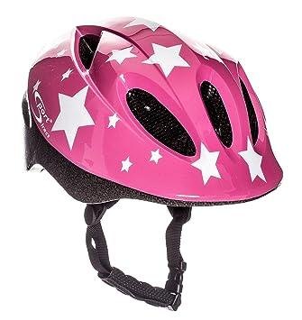 Sport DirectTM - Casco de Bicicleta para niña, diseño de Estrellas ...
