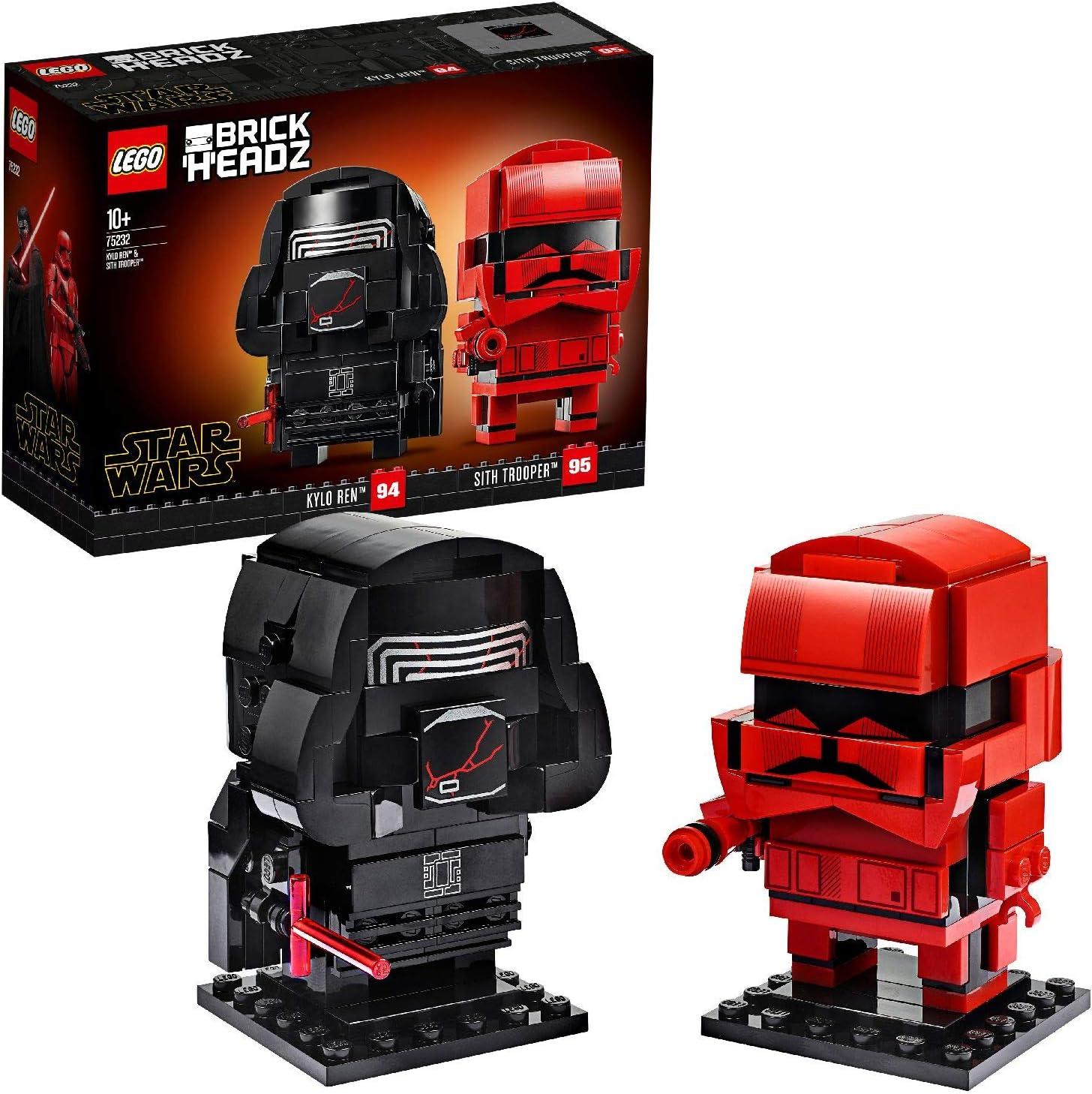 レゴ(LEGO) スター・ウォーズ カイロ・レン(TM) & シス・トルーパー(TM) 75232