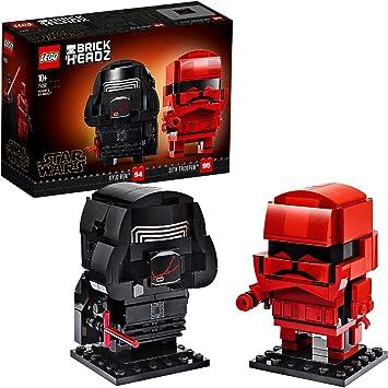 Oferta amazon: Lego Star Wars - Kylo Ren y Soldado Sith, Juguete de Construcción Coleccionable, Set Inspirado en La Guerra de Las Galaxias (75232)