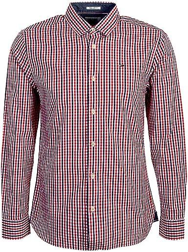 Tommy Hilfiger Camiseta para Hombre: Amazon.es: Ropa y accesorios