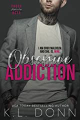 Obsessive Addiction (Those Malcolm Boys Book 1) Kindle Edition