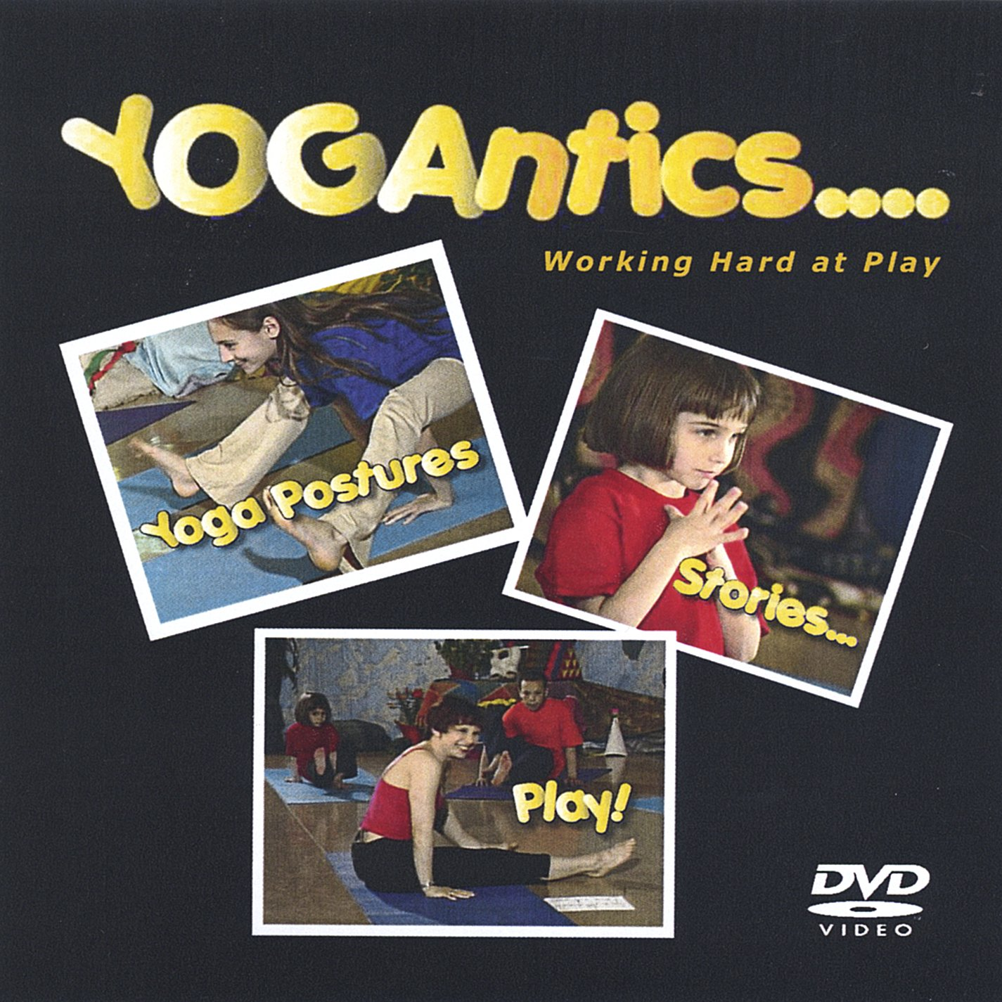 Yogantics by CD Baby