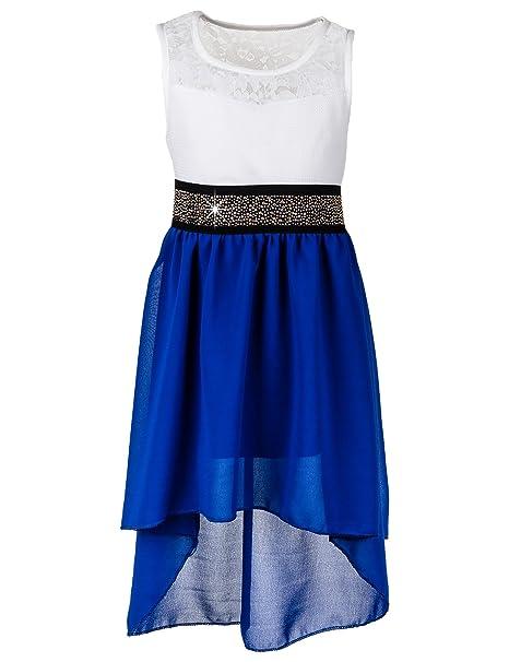 Vestido de verano en 13Colores, para chica #361 Blau 15 años