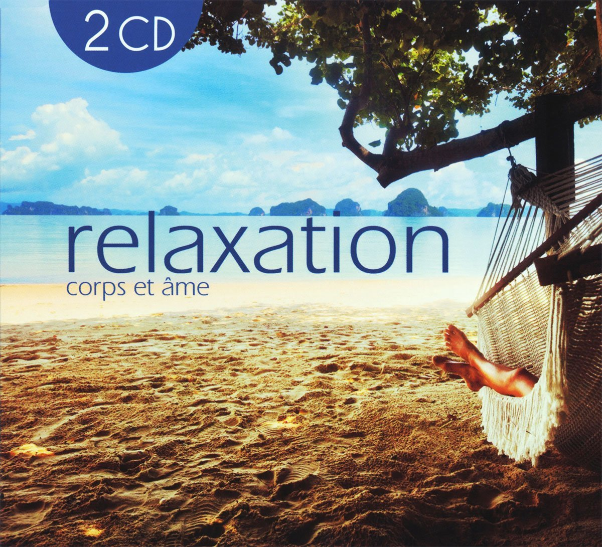 CD : COSTANZO - Relaxation /  Various (Canada - Import)