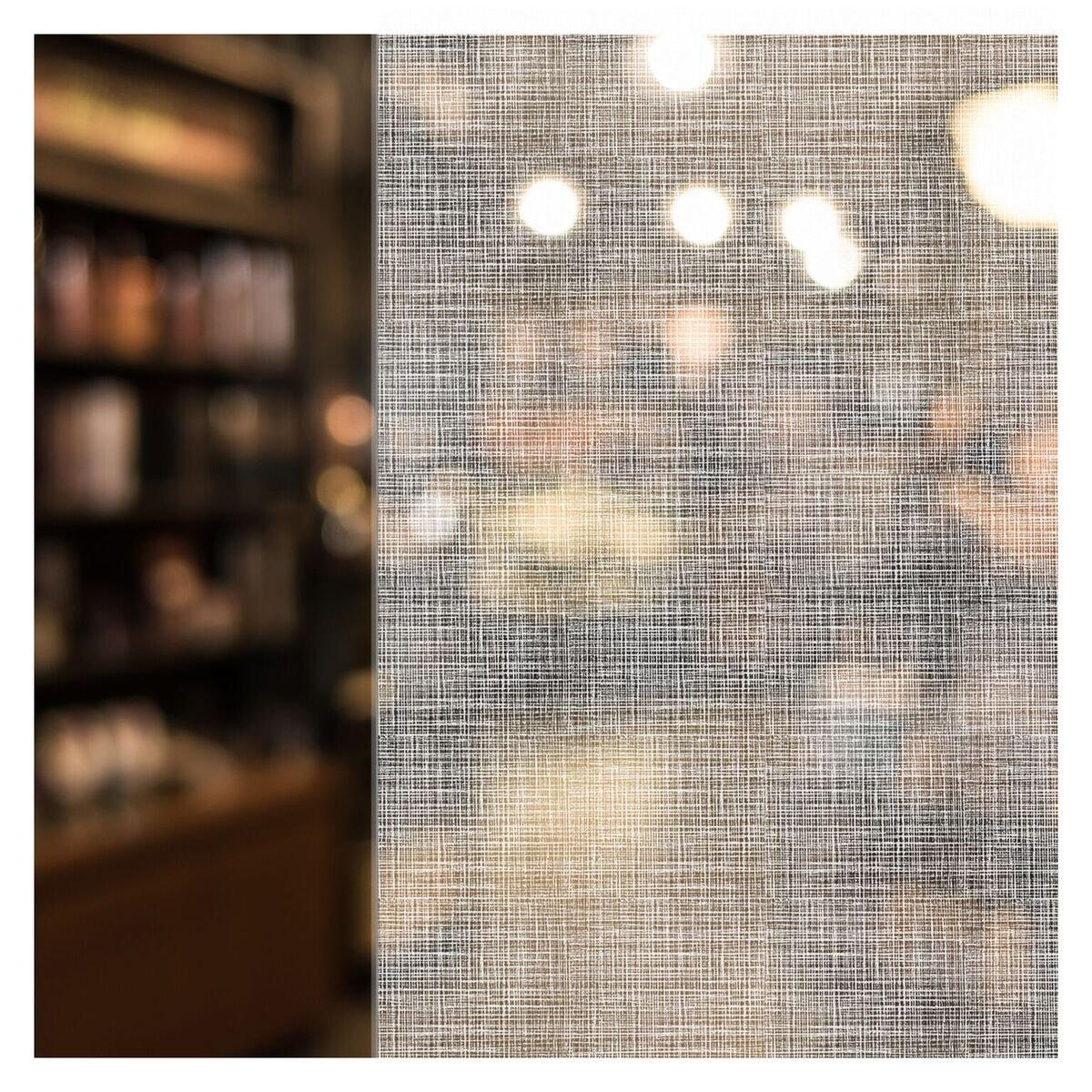 BDF 4WHN Decorative Window Film White Net (25in X 7ft)