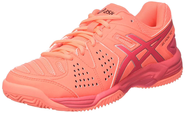 Asics Gel-Padel Pro 3 SG, Zapatillas de Tenis para Mujer E561Y