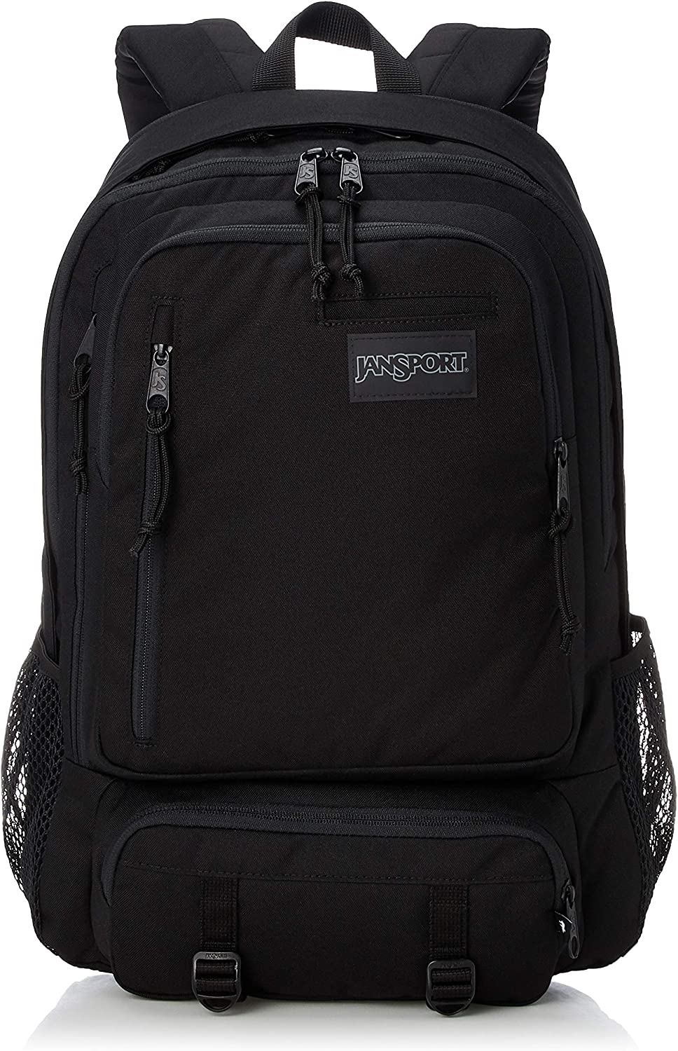 JanSport JS00T45G008 Envoy Laptop Backpack (Black)