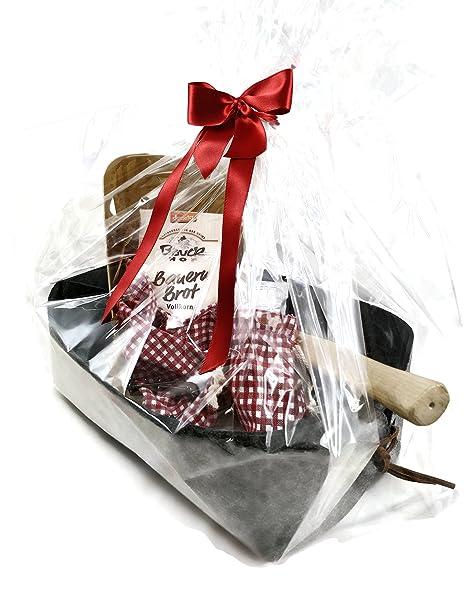 Geschenkkorb Neues Heim Für Neue Nachbarn Einweihung Umzug Einzug Hausbau Hauskauf Wohnungskauf Brot Salz Geschenk Hochwertig