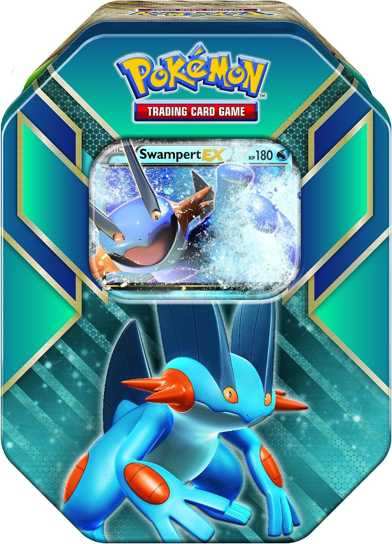 Pok/émon Trading Card Game Swampert Hoenn Power Tin