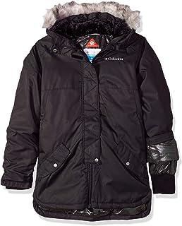 Skisport & Snowboarding Winterjacke Nordic lange Jacke für Herren abnehmbare Kapuze mit Reißverschluss