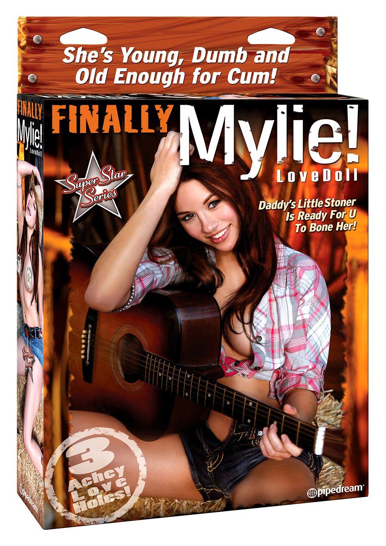 Finally Mylie! Love Doll