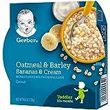 Gerber Graduates Breakfast Buddies Cereal, Banana