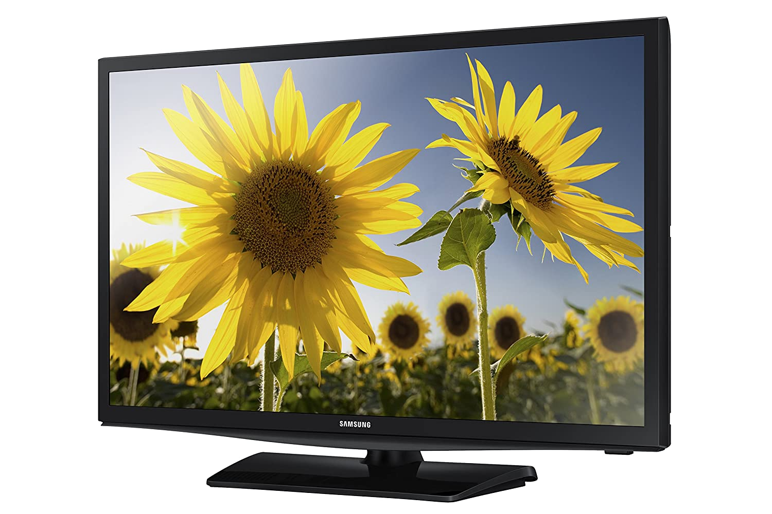 7338d780a6f84 Amazon.com  Samsung UN24H4500 24-Inch 720p Smart LED TV (2014 Model)   Electronics